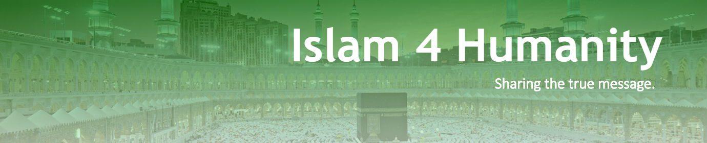 Islam 4  Humanity
